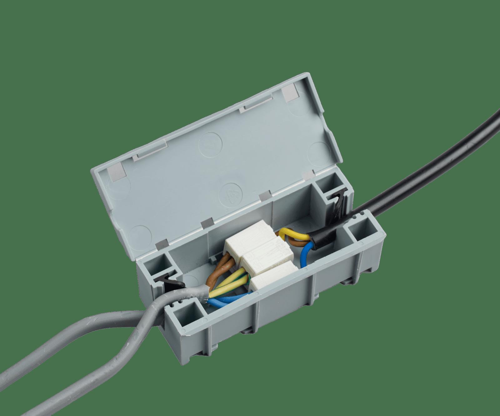 Wago BOX wagobox Connector Housing Scatola di derivazione Enclosure
